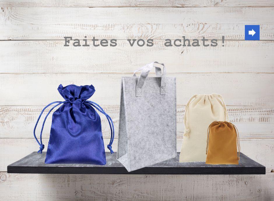 Petit Sachets Tissus