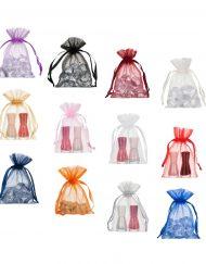 Petit sacs en organza 10x15cm