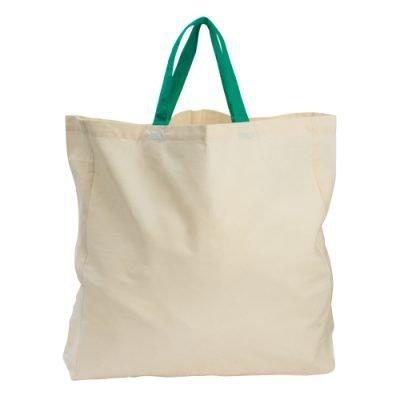 50 pièces Sac sac à Provisions en Coton Biologique 40x40x10cm