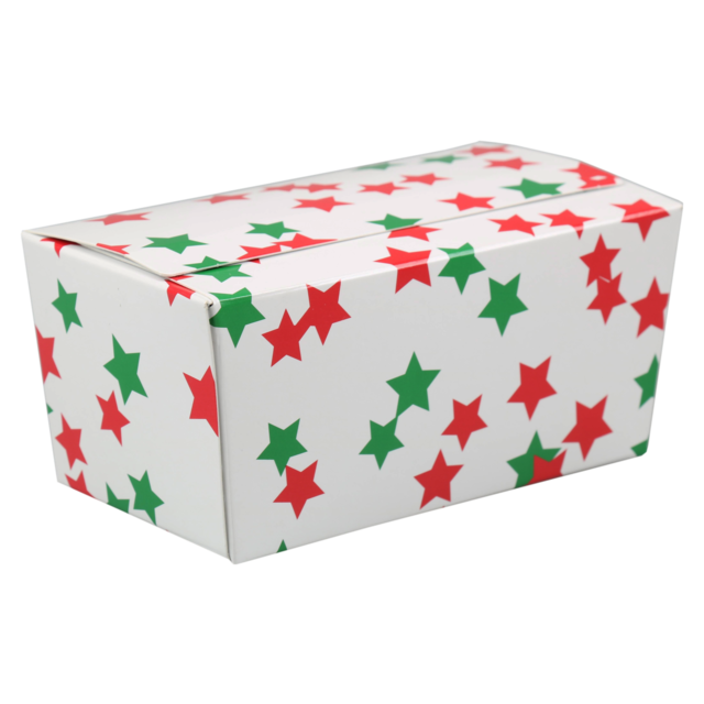 Ballotin Noël avec étoiles 250 ou 500 grammes