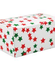 Ballotin Noël avec étoiles 500 grammes
