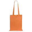 50 pcs Sacs en Coton 36x40cm orange